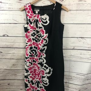 ALYX Limited Sleeveless Pink White and Black Dress